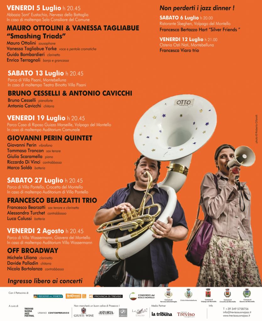 Locandina Montello Jazz